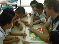 Teach in Thailand picture