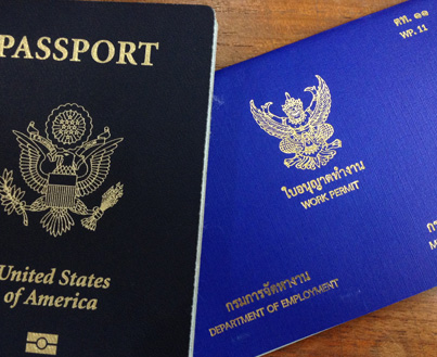 How to get a Work Permit and Non-immigrant B Visa to work legally in Thailand